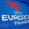 Kaos PES - Euro 2016 France - Gildan Softstyle 63000 Royal Blue