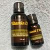 Natural Vitamin E Oil Untuk Rambut dan Kulit - 30ml