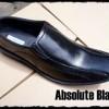 Sepatu Pioneer Pantofel Absolute Black