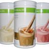 Herbalife#shake#mix coklat vanilla berry min 3 boleh campur rasa
