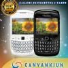(BRANDNEW)Blackberry gemini 8520 garansi platinum 2 tahun