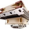 Noctua NH- L12 For 1366, 1156, 775, AM2+ 1pcs 12CM , 9CM fan