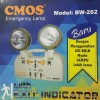 EMERGENCY LAMP CMOS CS-262