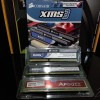 Corsair XMS3 2x2GB PC12800 CL8 + Apogee 2GB DDR3