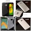 Gel TPU Soft Cover Kondom Karet Silikon Back Case Casing Sarung HTC 10