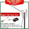 Antena Modem 4G LTE Smartfren Andromax M2p 4G Yagi Extreme III ECO