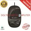 Logitech M105 Mouse Kabel hitam (Garansi Resmi)