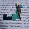 Mic / connector handsfree dan port charging iPhone 5S warna Putih