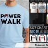 Kaos Power Walk - Pokemon GO 3 TX - Unisex