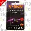 Class 10 Turbo 16 Gb V-Gen Memory Card / Kartu MicroSDHC Original Vgen