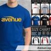 Kaos Avenue Logo 1 CR Unisex