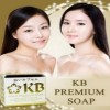 Kyusoku Bihaku Gold Premium Soap - Memutihkan Dan Membuat KuLit Awet Muda