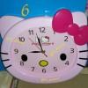 Jam Dinding Karakter Doraemon Hello Kitty Keroppi Winnie The Pooh