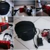 Sony nex 3 kit + tas vanguard