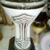 promo khas darbuka alumunium cor full body 8 3/4 inch