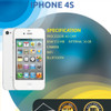 Apple Iphone 4s 16gb - Garansi Distributor