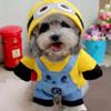 Baju Anjing / baju kucing / pakaian anjing / pet cloth / Minion