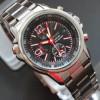 Jam tangan seiko rantai crono aktif KS694