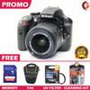 Nikon D3300 + Memory + Tas + UV Filter + Cleaning Kit