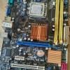 motherboard asus P5KPL-AM SE + Processor E2200