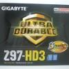 GIGABYTE GA-Z97-HD3 MOTHERBOARD HASWELL LGA 1150