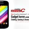 HP New Smartfren Andromax C TouchScreen - HP Termurah - Solusi e2+