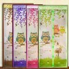 Tirai Pintu Magnet Anti Nyamuk Karakter OWL BURUNG HANTU