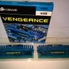 Corsair DDR3 Vengeance Blue PC12800 4GB (2X2GB)