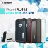 iPhone 6+/6s+/6/6s Plus Slim Armor Kick Stand Sgp Spigen Case/Casing