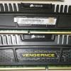 RAM CORSAIR VENGEANCE BLACK CMZ8GX3M2A1866C9 8GB (2X4GB) DDR3
