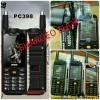 NEW!!!! PRINCE PC 398 TRIPLE GSM BATERAI 10.000Mah ( Bisa Powerbank )