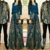 Baleto Batik Tosca/Couple Batik/Baju Batik/Busana Muslim Pasangan