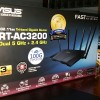 ASUS RT-AC3200 - Tri-Band Wireless-AC3200 Gigabit Router 802.11ac