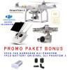 DJI Phantom 3 Professional Quadcopter Paket Free Backpack