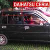 Talang Air / Side Visor Daihatsu Ceria