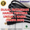 PREMIUM GOLD Plated Cable Data/Kabel Charger Micro USB 1M Tronsmart
