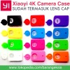 Silicone Rubber Case Xiaomi Yi 2 4k Karet Xiaoyi 2 4k Yicam 2 4k-SCX4K