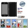 Garskin hp Apple Iphone 5S branded murah bisa pakai foto sendiri