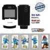 Garskin hp Blackberry Curve 8330 harga murah bisa pakai foto sendiri