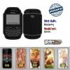 Garskin hp Blackberry Gemini harga murah bisa pakai foto sendiri