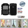 Garskin hp Blackberry Davis 9220 harga murah bisa pakai foto sendiri