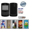 Garskin hp Blackberry Curve 8320 harga reseller bisa pakai foto sendir