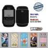 Garskin hp Blackberry Gemini 3G 9300 harga grosir bisa pakai foto send