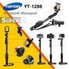Tongsis Yunteng Tombol Bluetooth YT-1288 - Original Premium Monopod