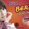 Duo Berry (pelangsing+whitening) POM resmi TR 113 326 Murah