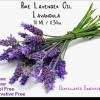 Pure Lavender Oil Minyak Essential Murni 10ML Murah