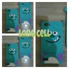 Back Soft Case Rubber Sulley Monster Cover Casing Armor Oppo Neo 7 A33