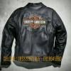 jaket harley davidson kulit asli jaket kulit pria asli garut