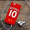 Manchester United Jersey Roney 10 Custom Case Xiaomi Note 3 Pro iPhone