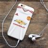 Manchester United Kaos Jersey Away Custom Case Xiaomi Note 3 Pro iPhon